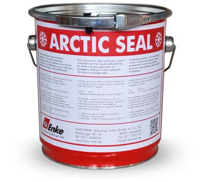 Arctic Seal tiivistysmassa- Helppo asentaa